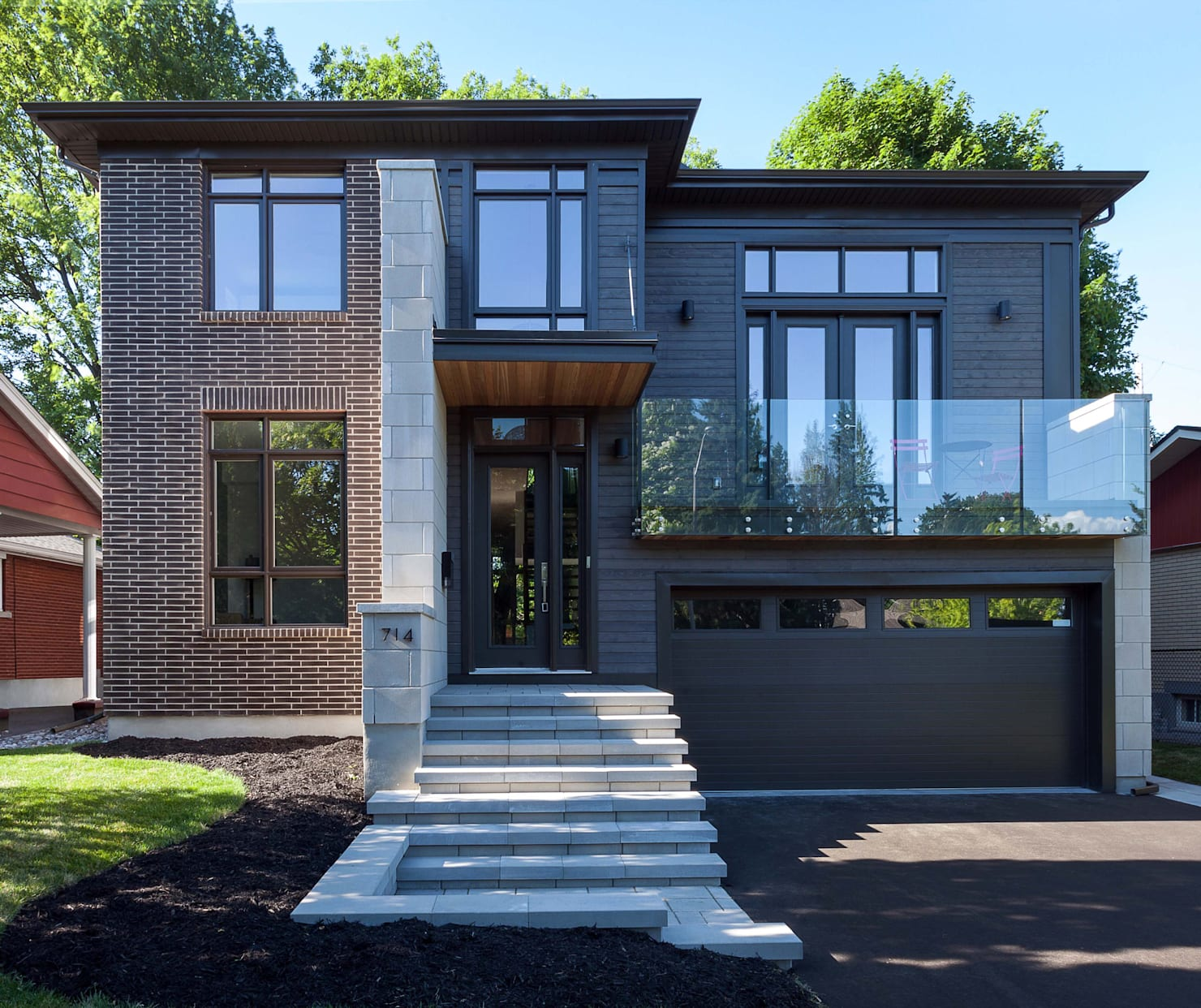 This Ottawa home is both practical and stylish