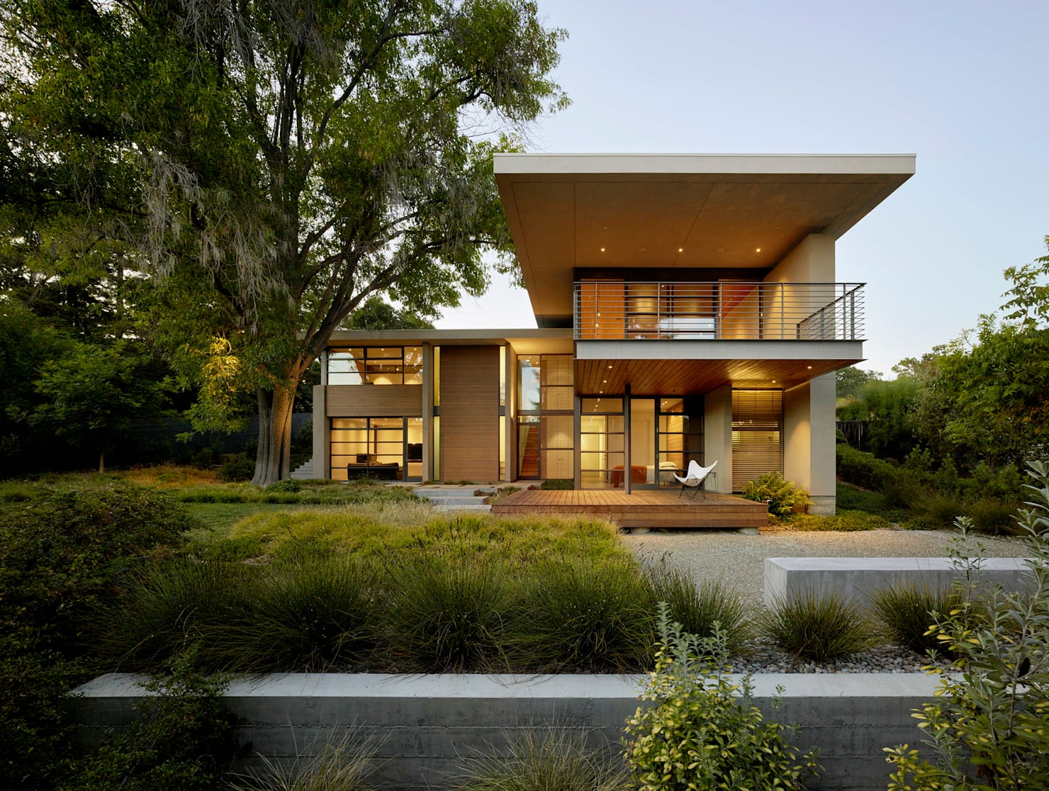 This gorgeous home strikes a natural balance