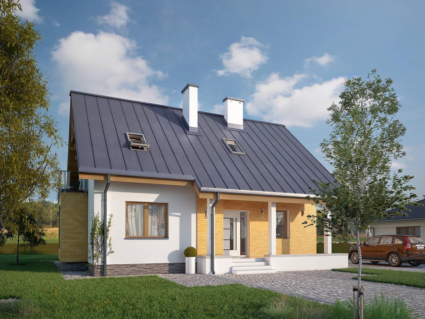 Современный домик за 3,4 млн