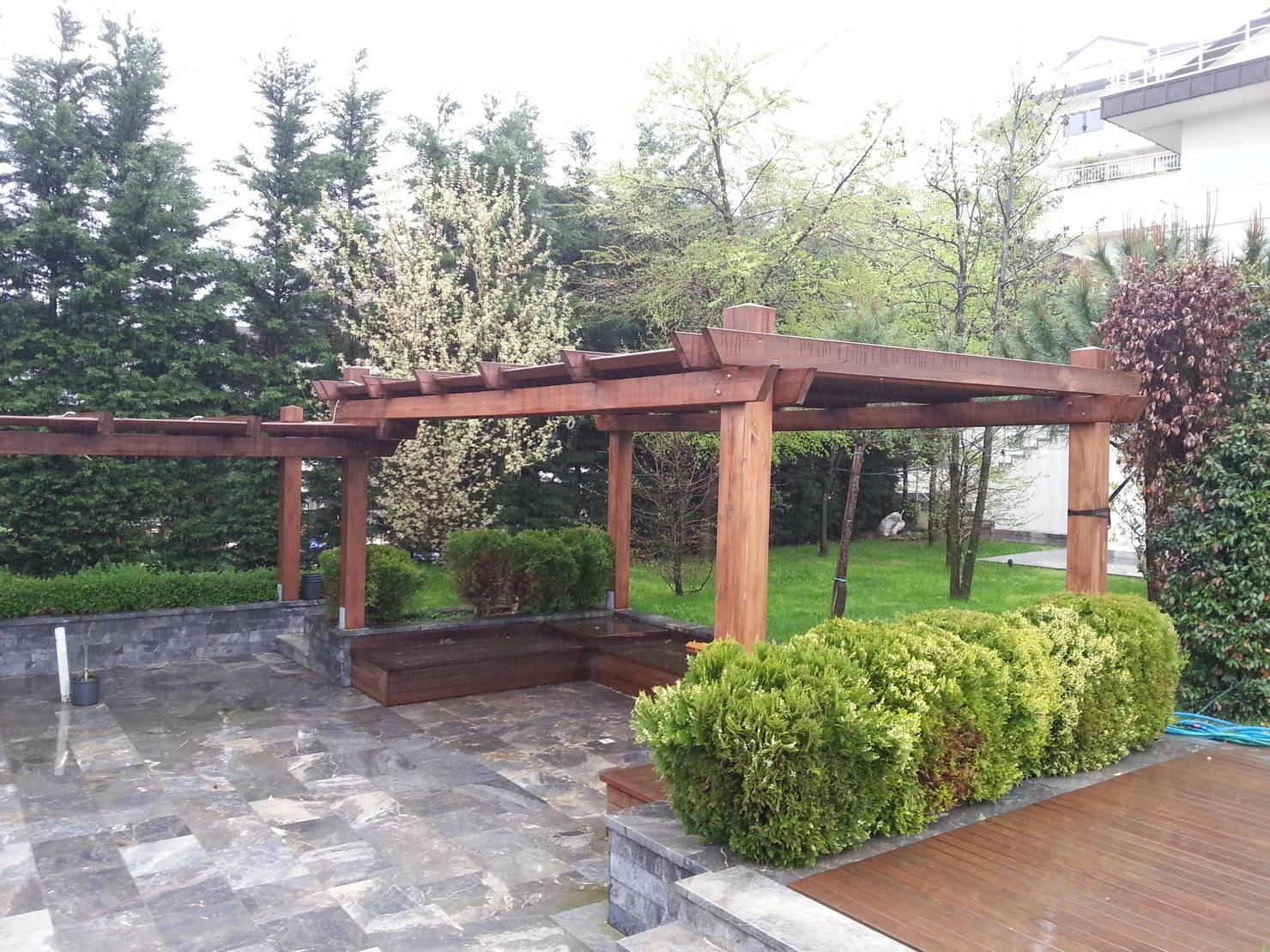 13 идей для дизайна сада своими руками