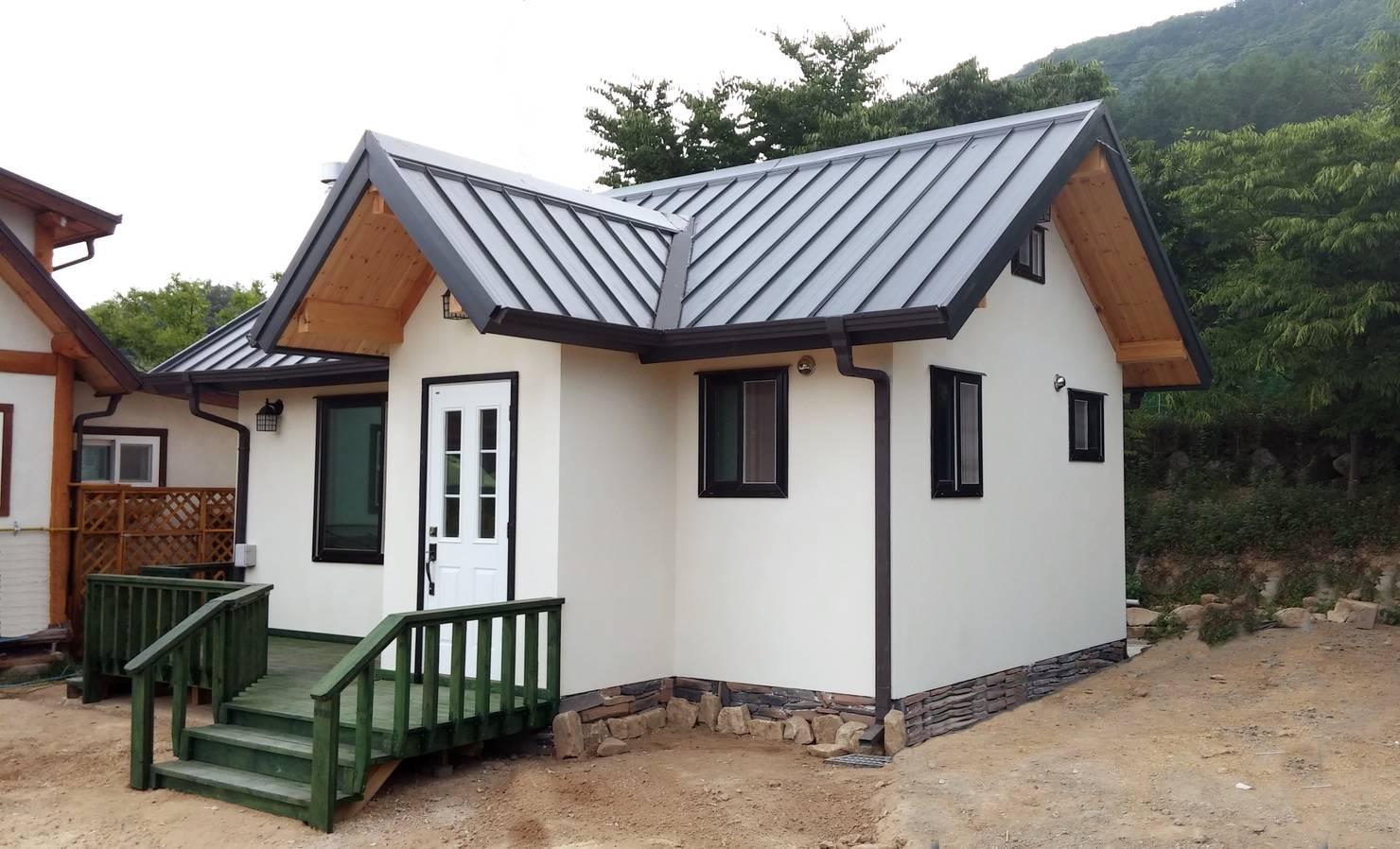 Дом для круглогодичного проживания за 600 тысяч