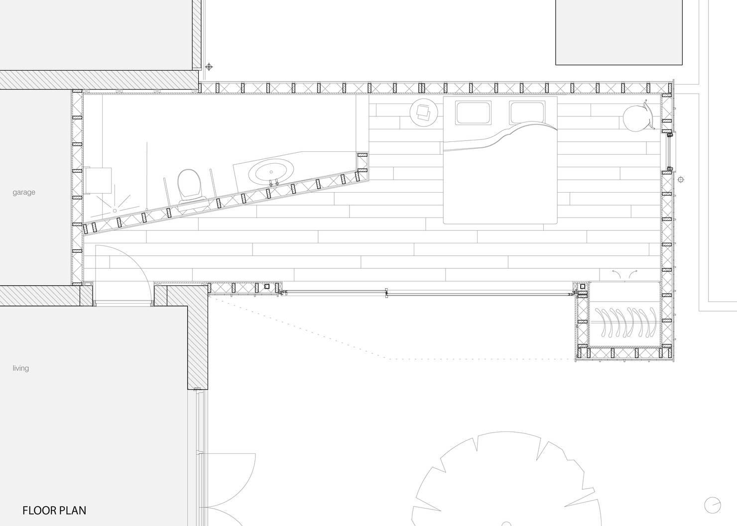 Строительство пристройки шаг за шагом + планировка