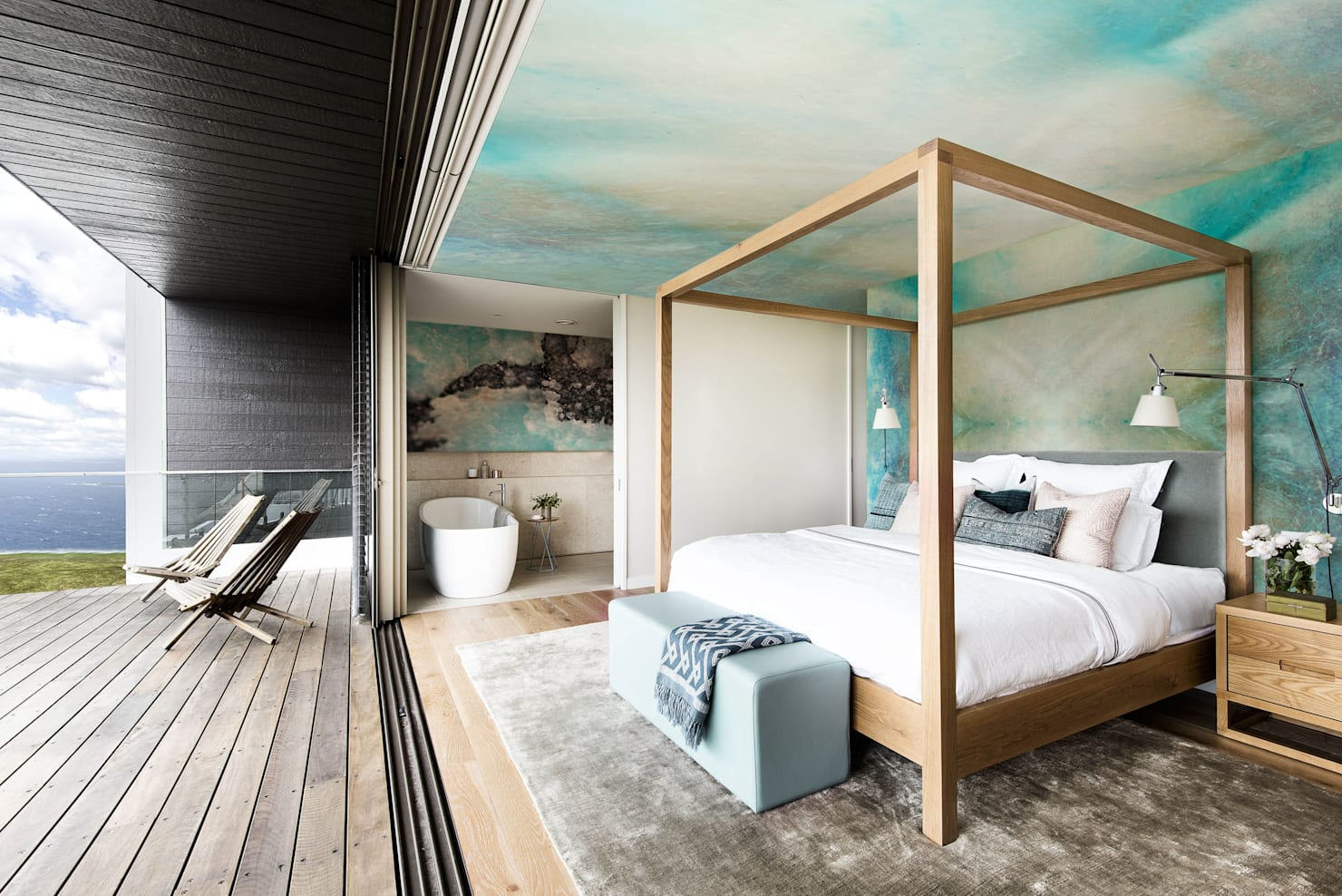 Unique bedrooms that are wasted on sleeping!