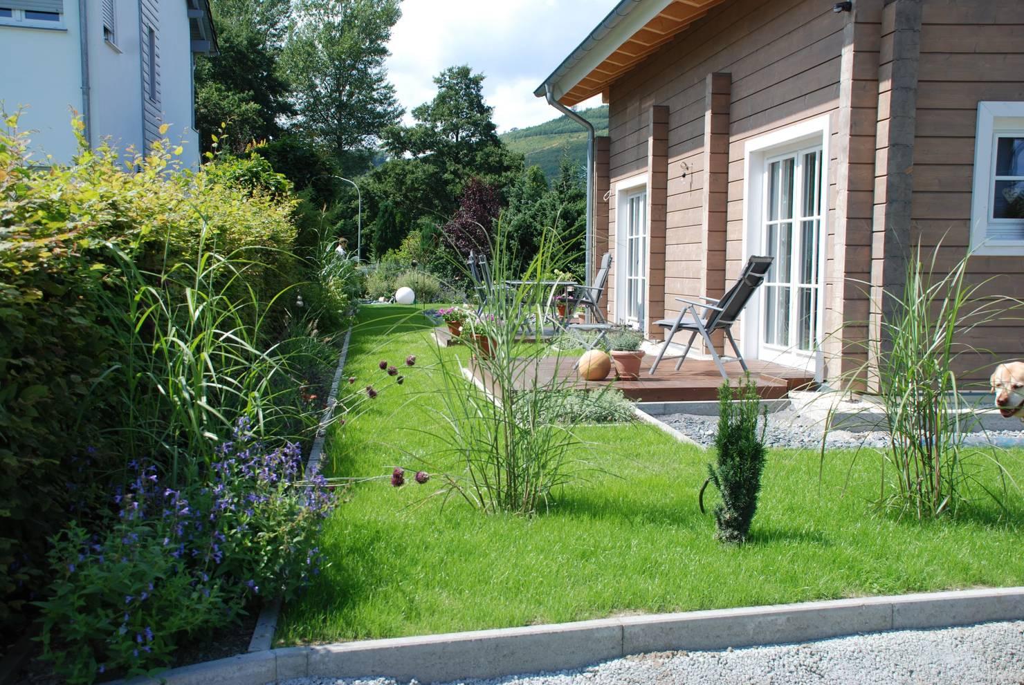 Découvrez le jardin idéal pour profiter du soleil !