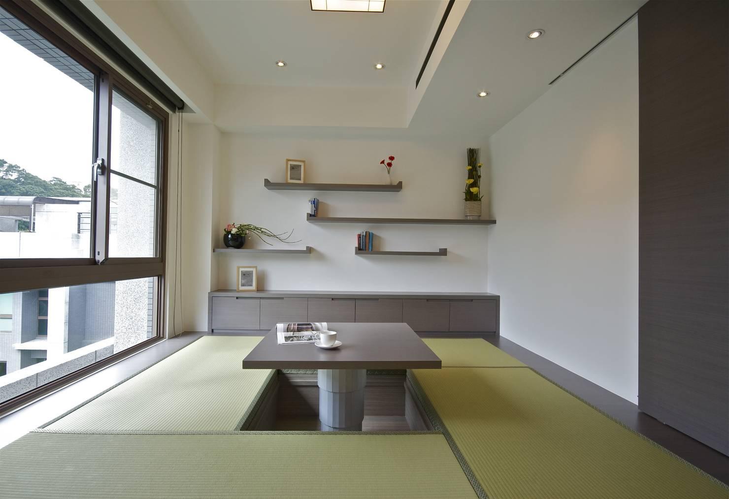 A charming minimalist home