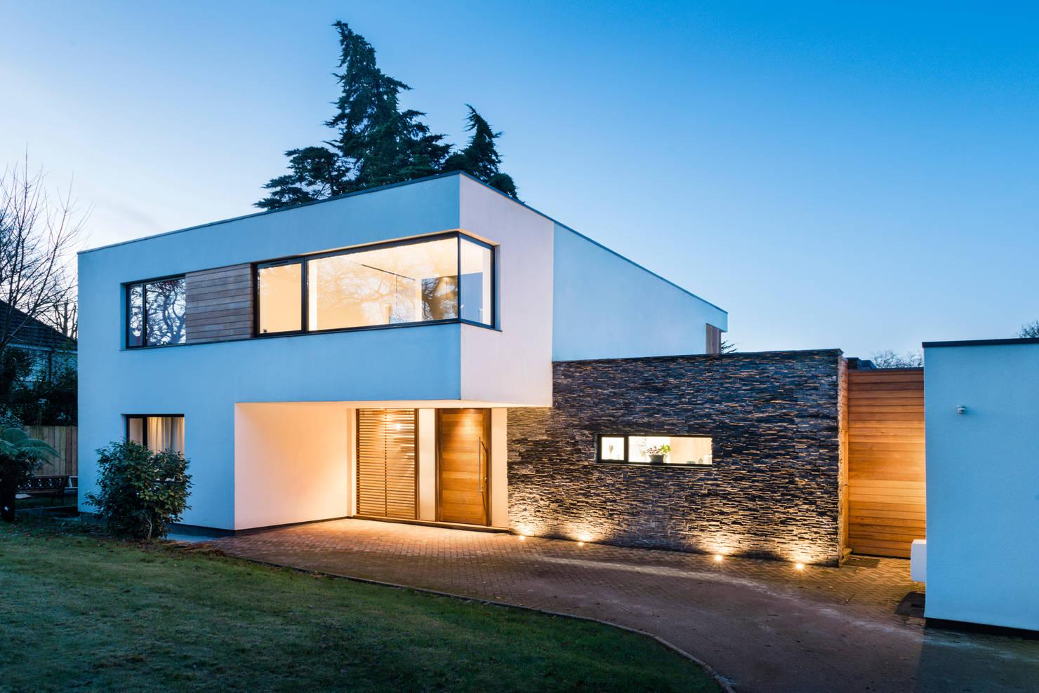 Lichtdurchflutetes Zuhause mit Wow-Faktor