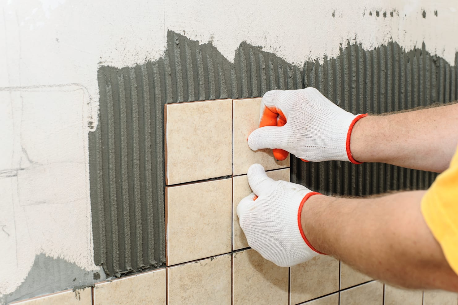 DIY: how to do your own tiles (super easy!)