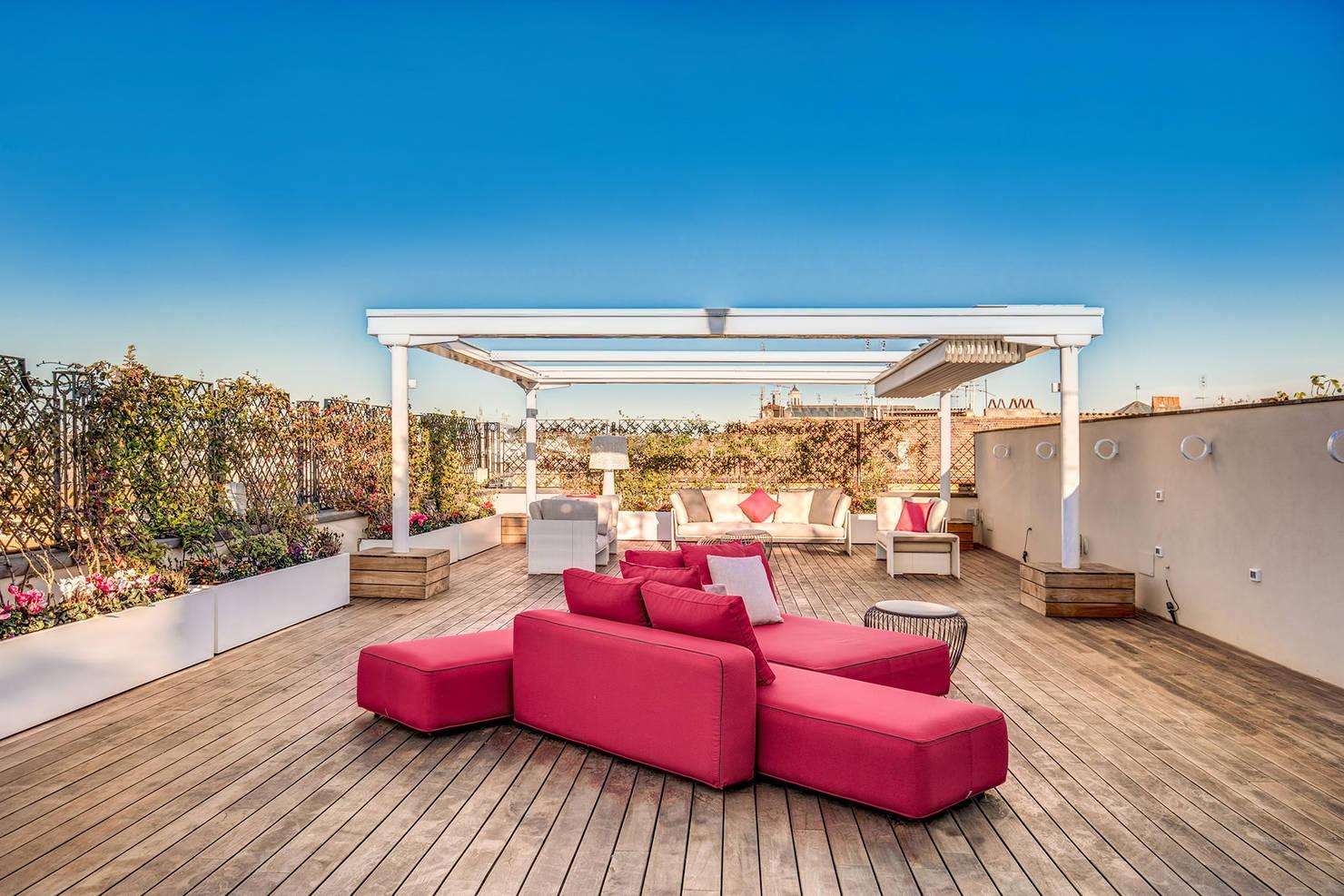 12 современных террас для вашего дома- фотографии