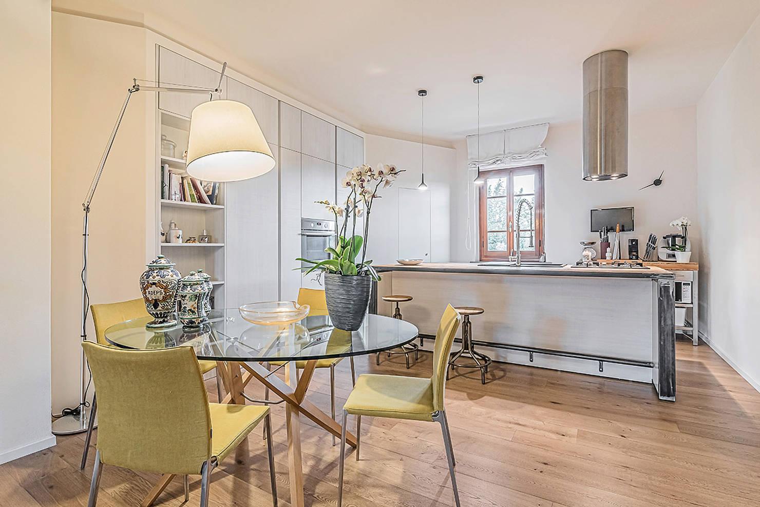 Apartamento Tem Boas Ideias Para Decoração Contemporânea Com Peças Clássicas