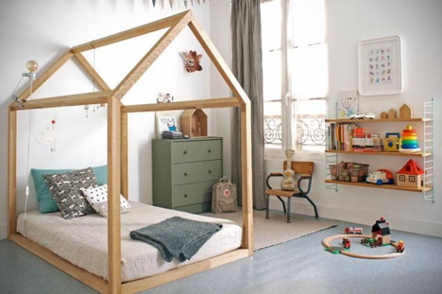 24 ideias de camas criativas e econômicas para crianças e adolescentes
