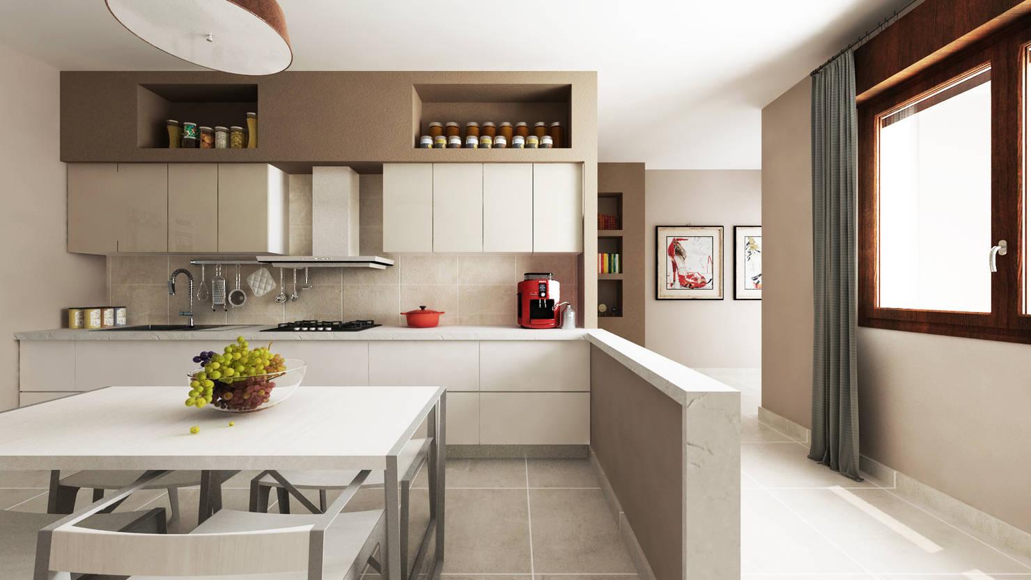 14 стильных кухонь, которые вы не должны пропустить- фотографии