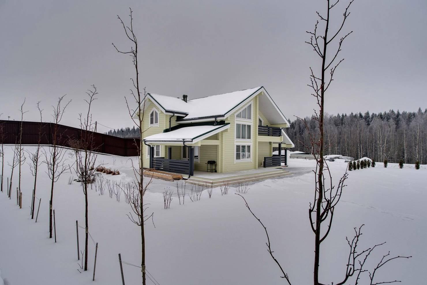 Деревянный дом русской мечты за 6,5 млн