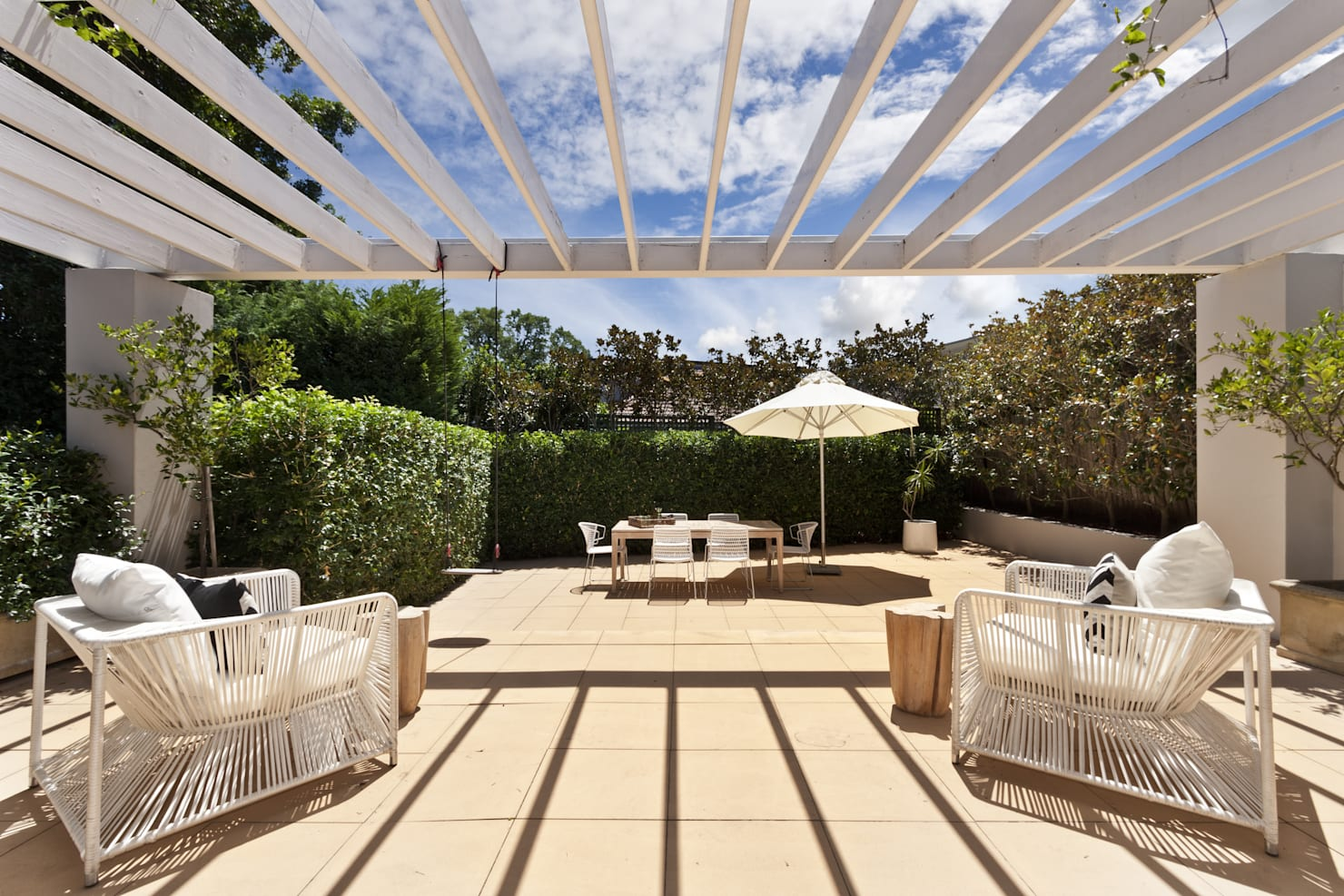 Perfect patios to take inspiration from