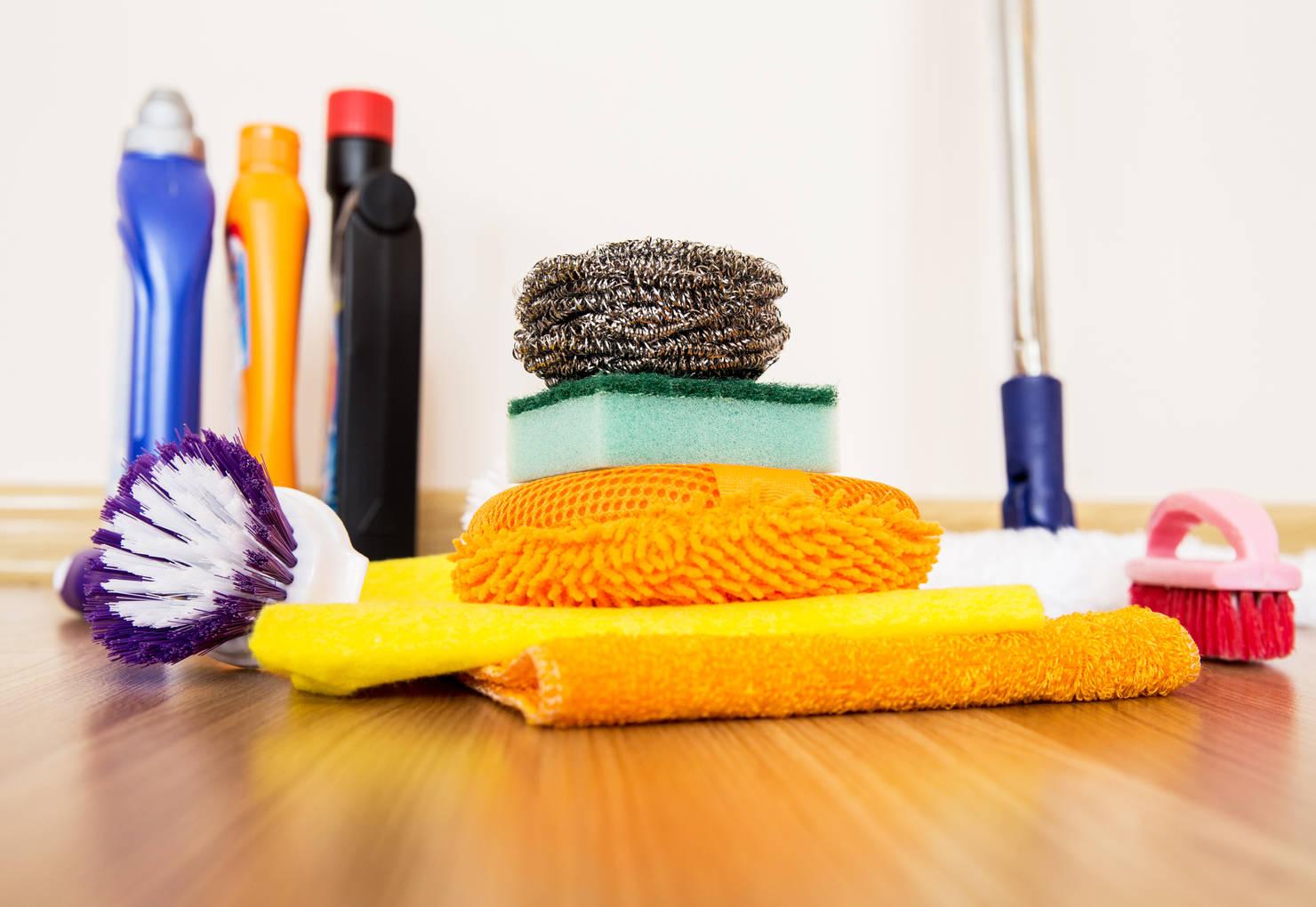 7 astuces pour nettoyer votre chez-vous comme un pro !
