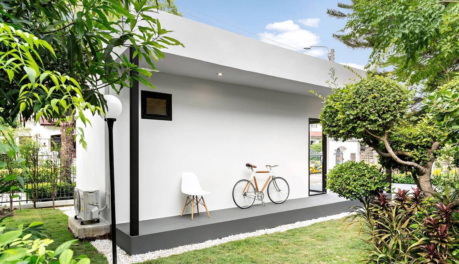 우리 집에 꼭 필요한 공간 더하기, 초소형 건물 디자인