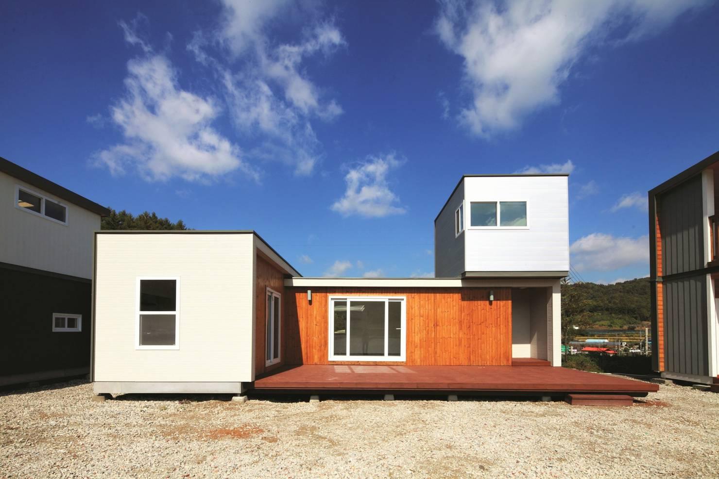 저예산으로 편안하고 쾌적한 집을 완성하는 모듈러 주택 디자인