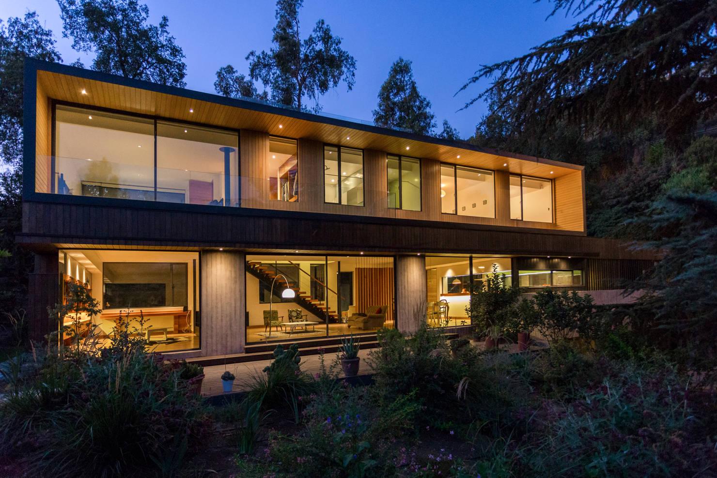 Arquitectura y diseños minimalistas bajo la lupa