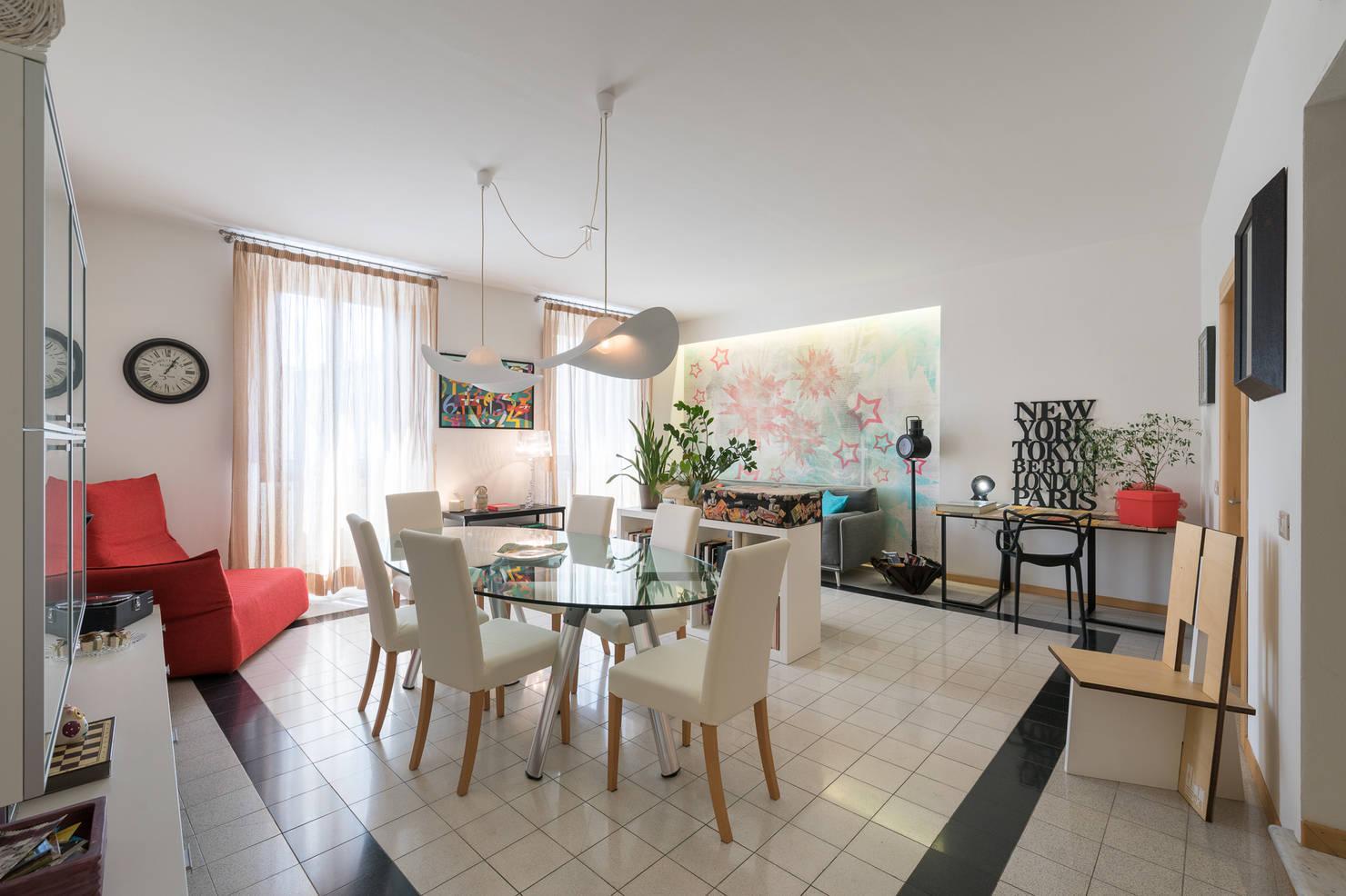 Ristrutturazione Appartamento 110 mq in Toscana
