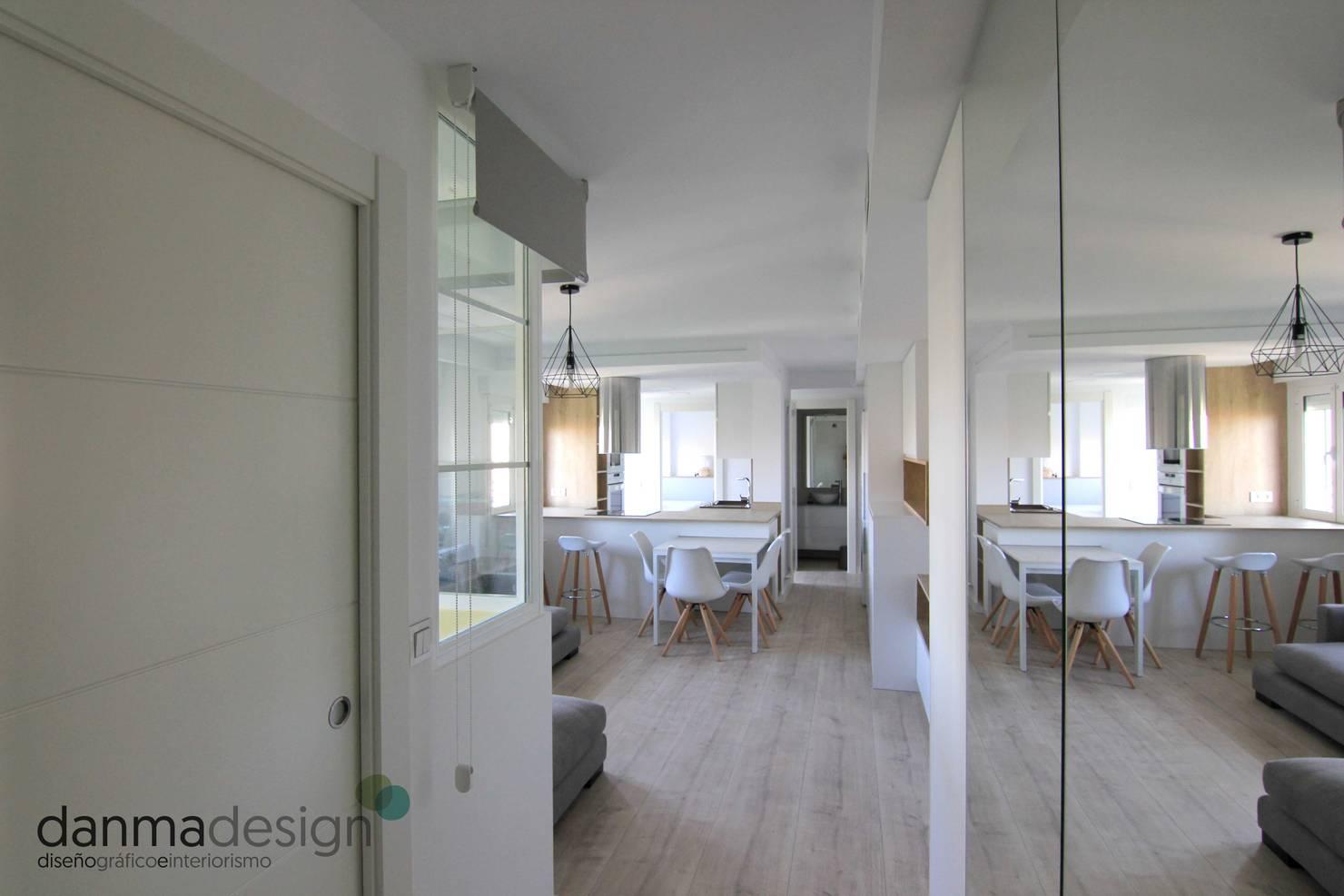 60 m² per un Appartamento Piccolo ma con Stile