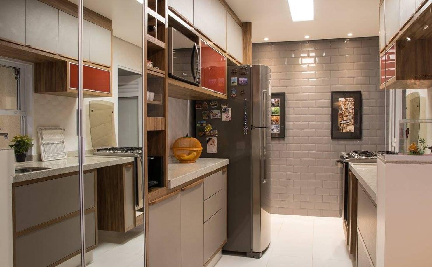 Revestimentos Incríveis: Veja Este Apartamento Moderno Na Chácara Klabin