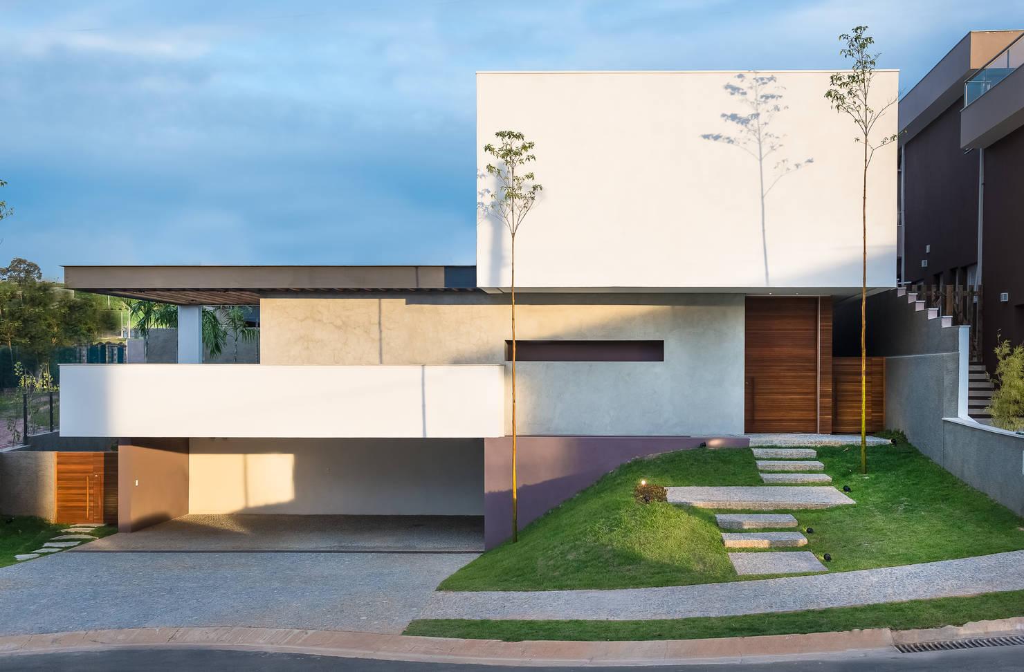 Incrível Casa Moderna Com Piscina E Varanda Gourmet É TUDO O Que Você Sempre Quis