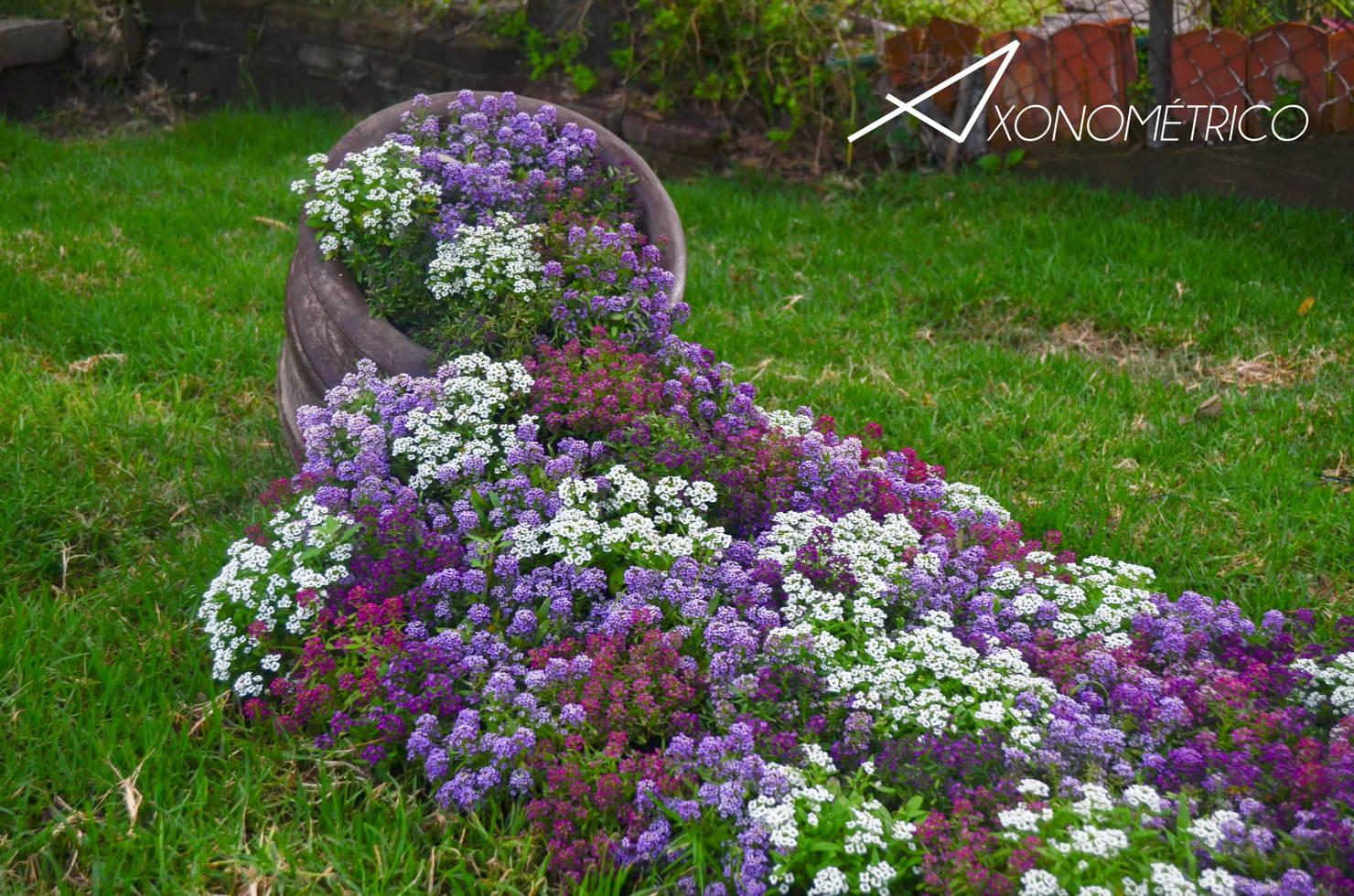 6 удивительных идей для вашего сада- фотографии