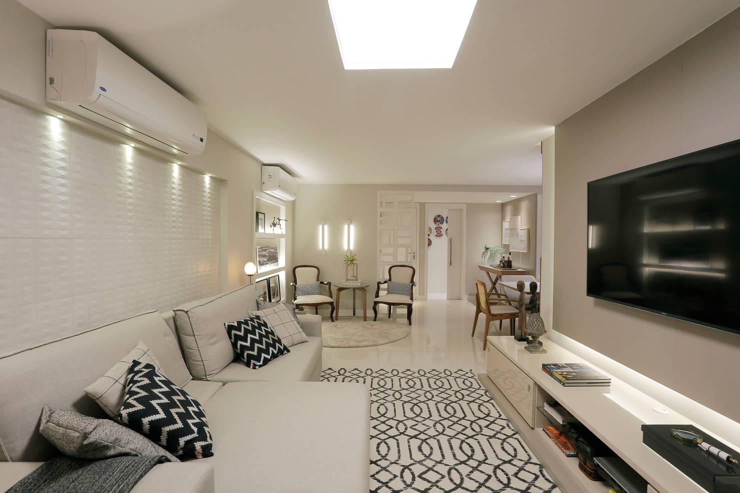Este Apartamento Pequeno É Perfeito Para Quem Ama Aconchego