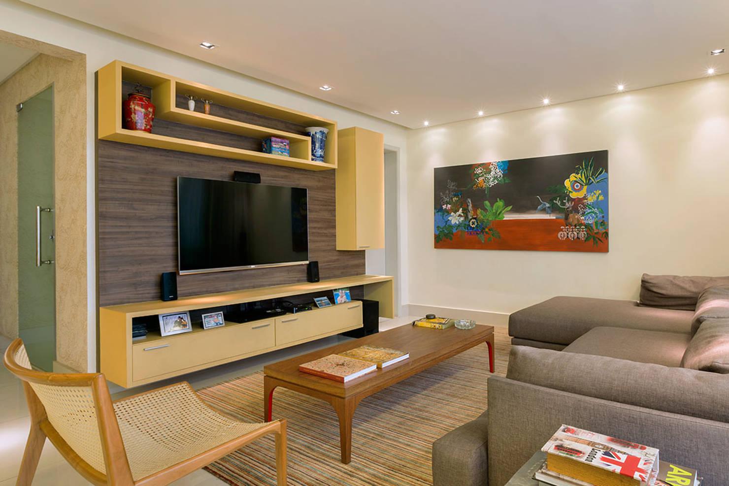 Espaços Integrados: Confira 5 Fotos De Um Apartamento Maravilhoso