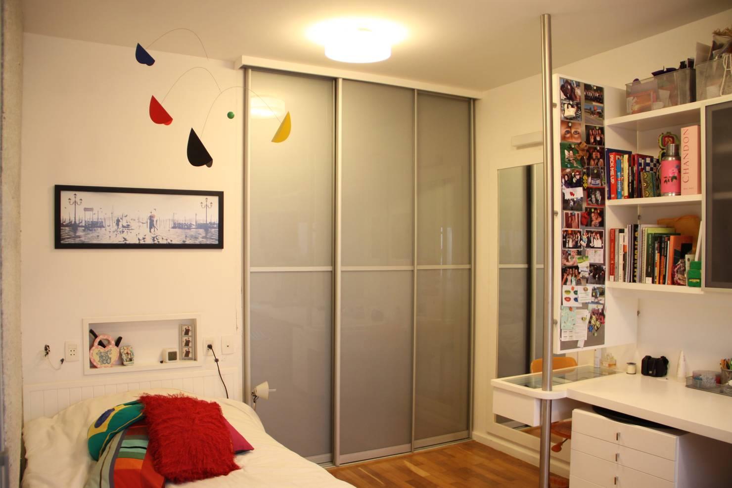 14 modelos de armários simples, mas estilosos para o seu quarto!