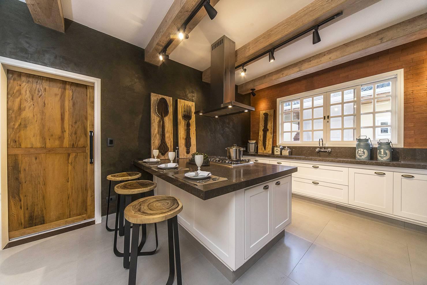 9 unglaubliche Küchen für kleine und große Häuser