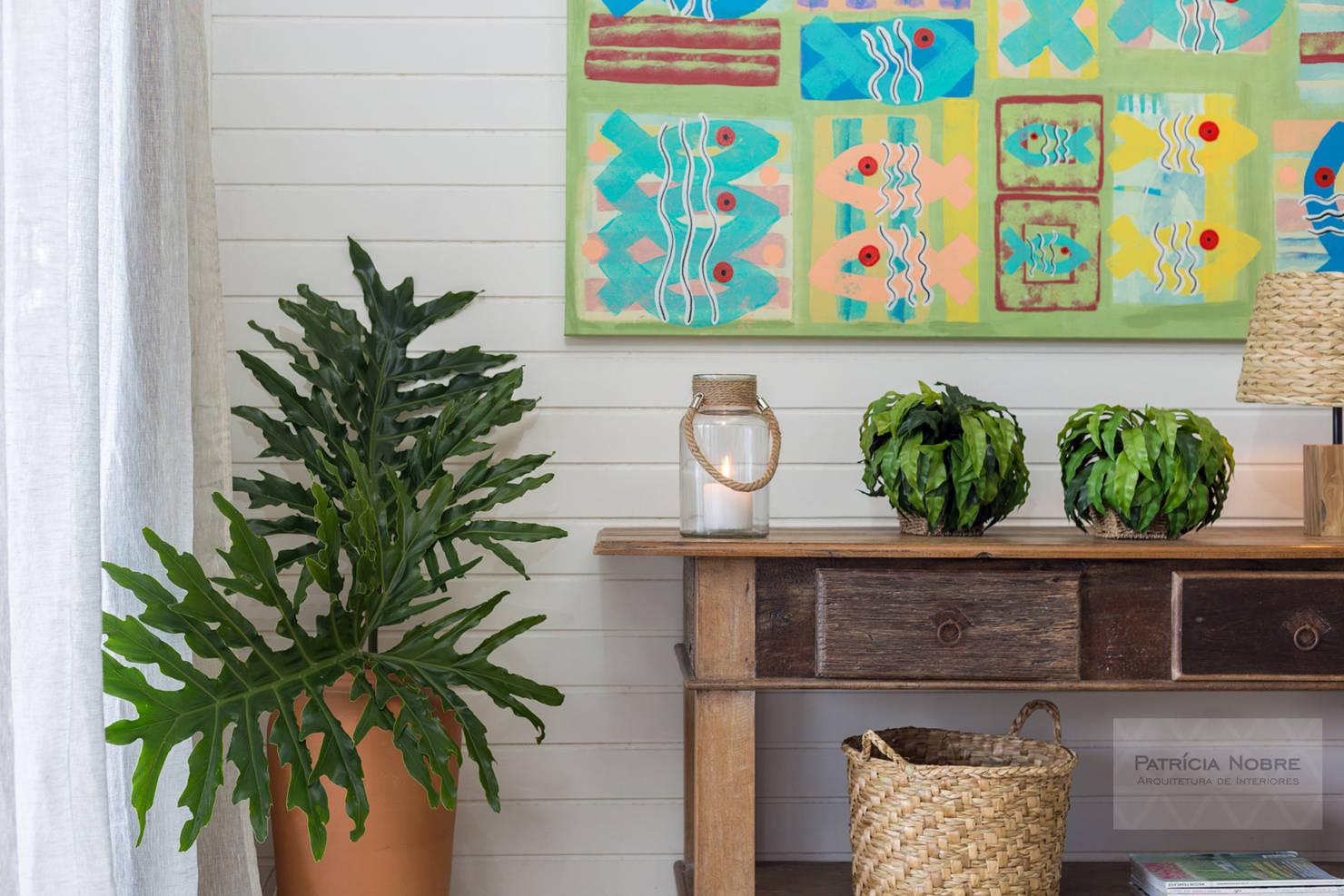 Quais tipos de plantas podem ser cultivadas dentro de casa