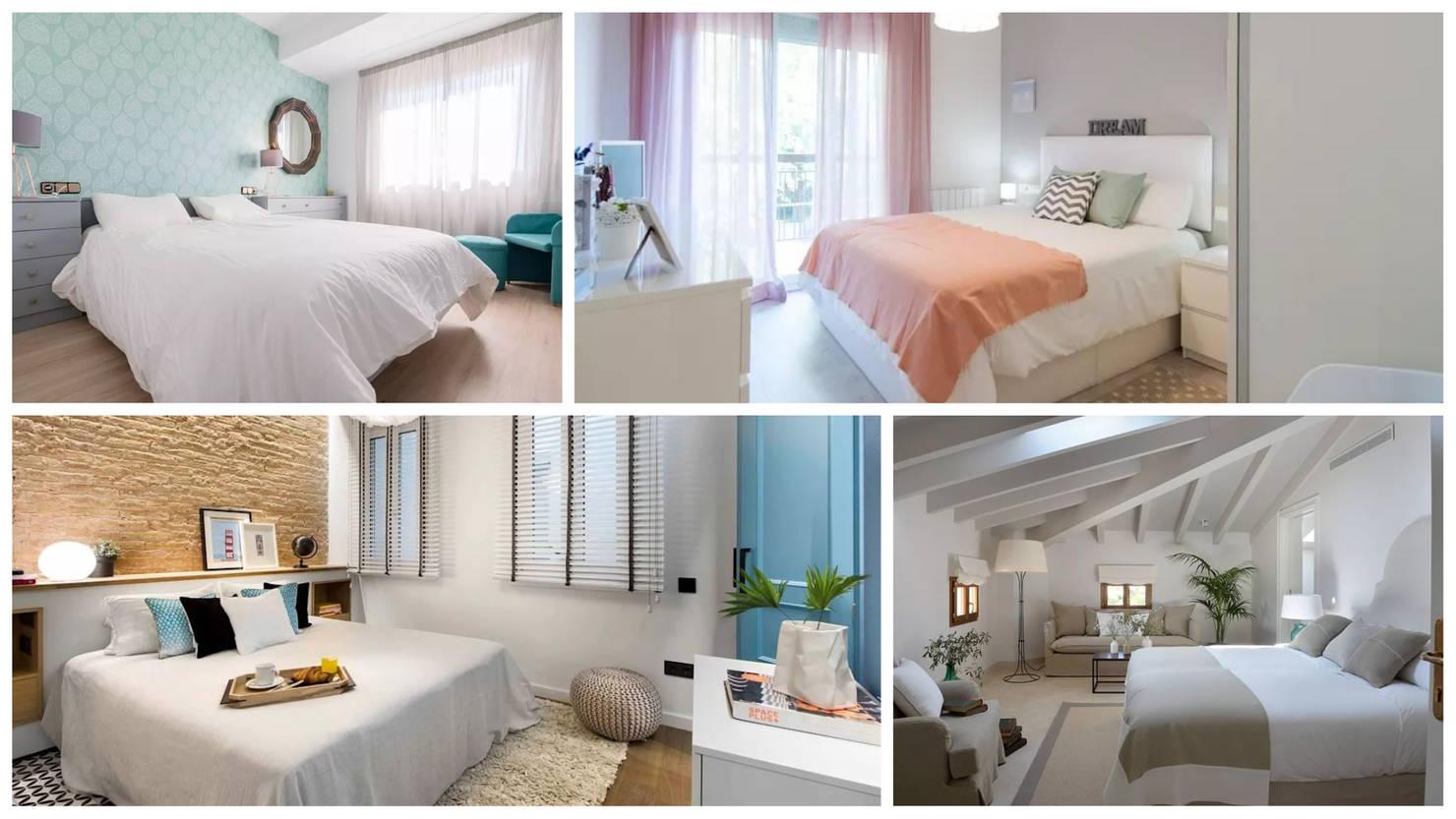 52 dormitorios con los colores ¡que son tendencia!