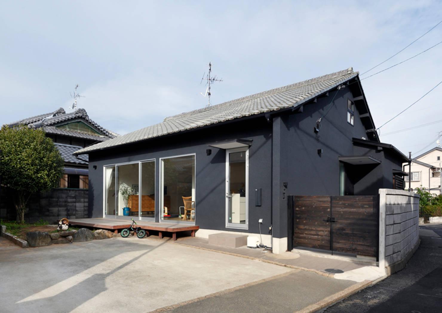 마흔 살 집에 젊음을 담아내는 대변신, 일본 단독주택 리모델링