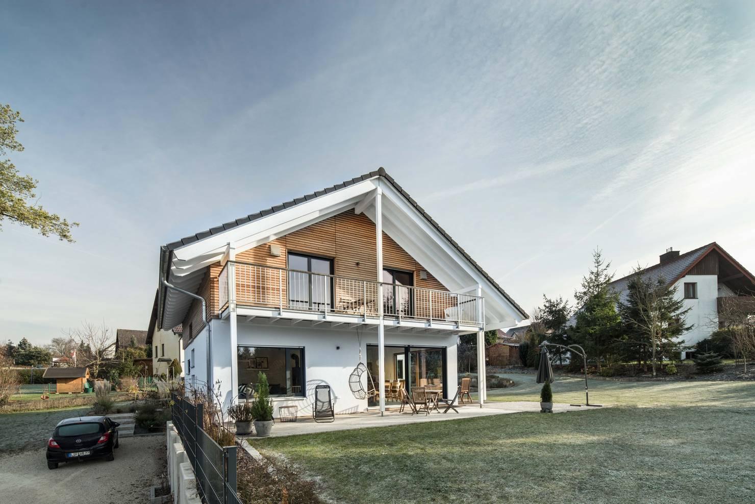 클래식과 모던이 만나다, 유러피안 단독주택 디자인