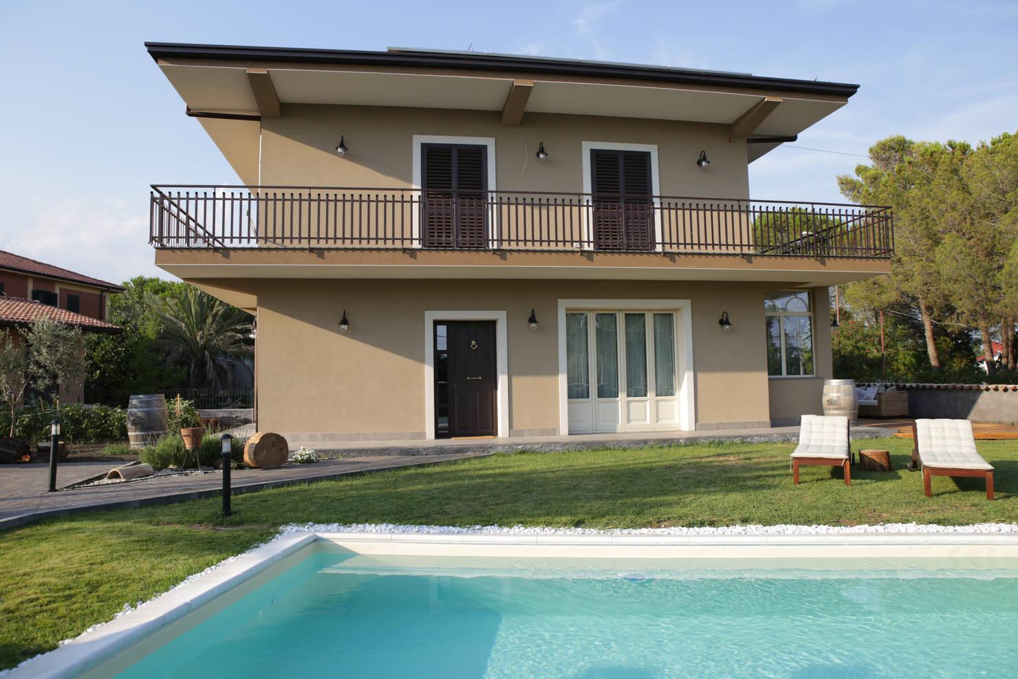 Una Casa Ristrutturata di 130 mq a Catania
