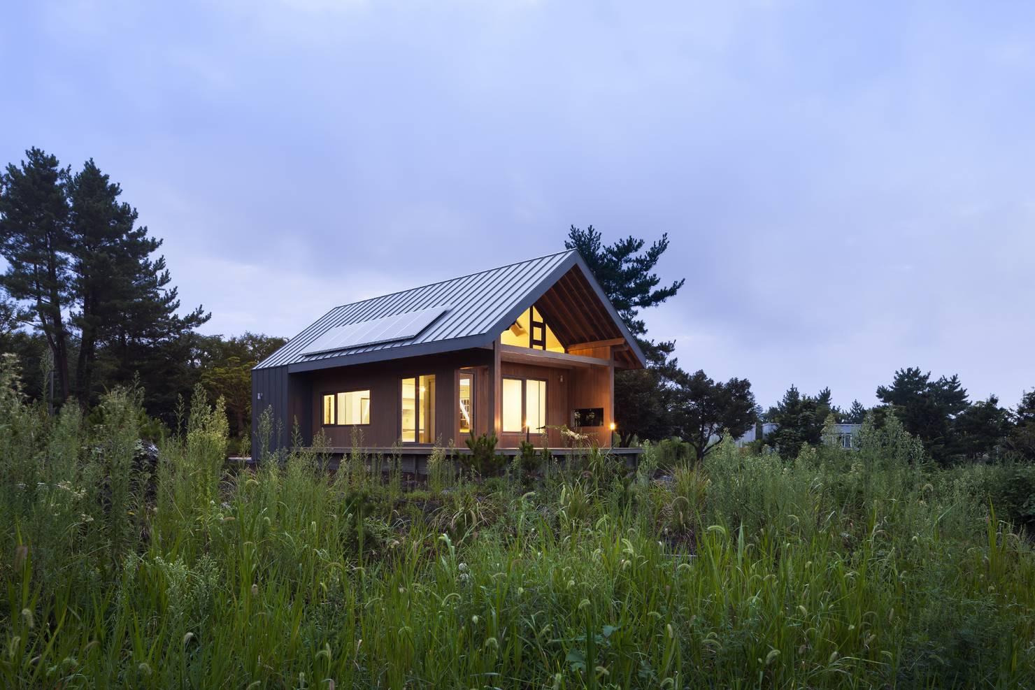 최고의 초소형 주택 10