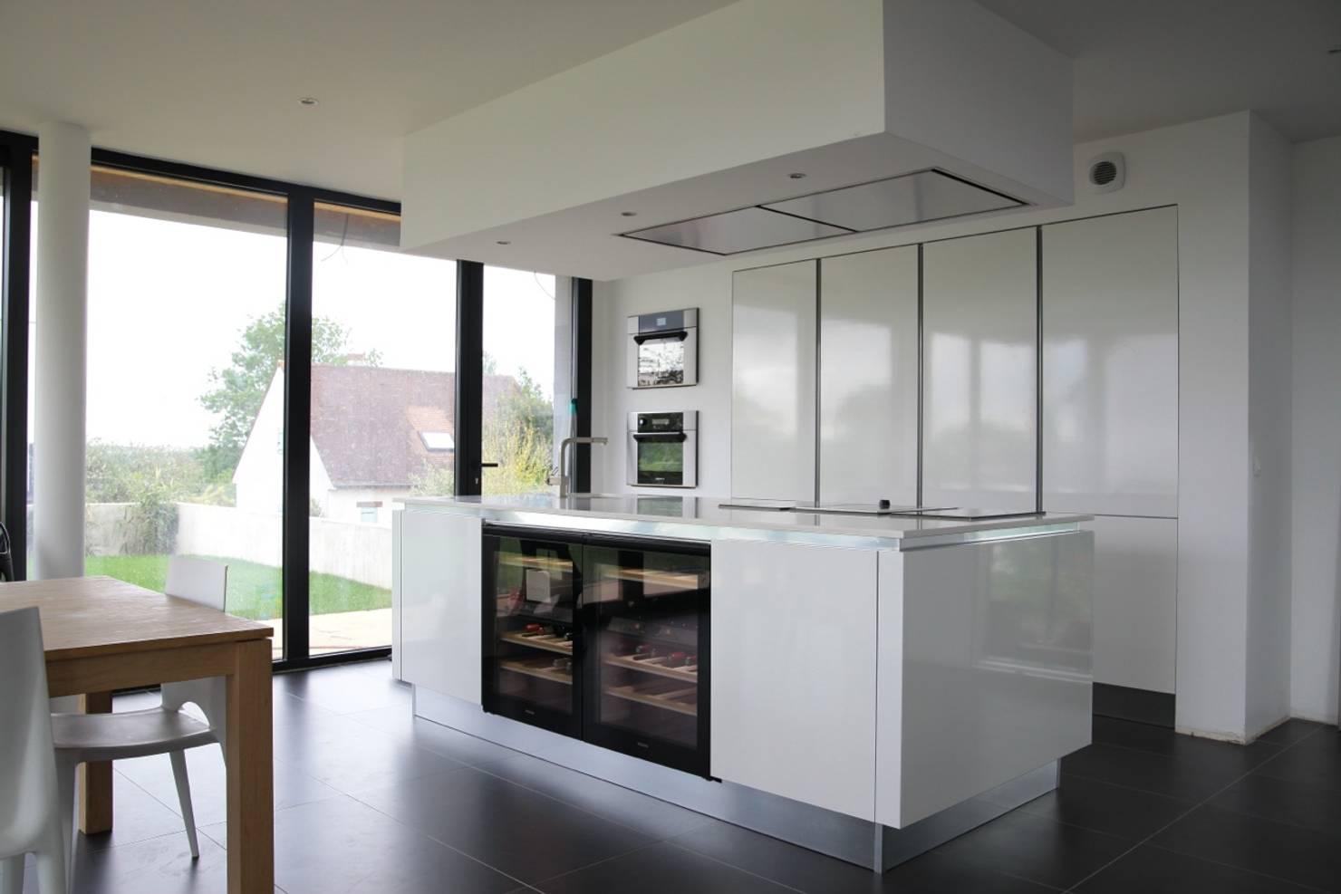 10 hermosas cocinas pequeñas ¡en menos de 10 metros cuadrados!