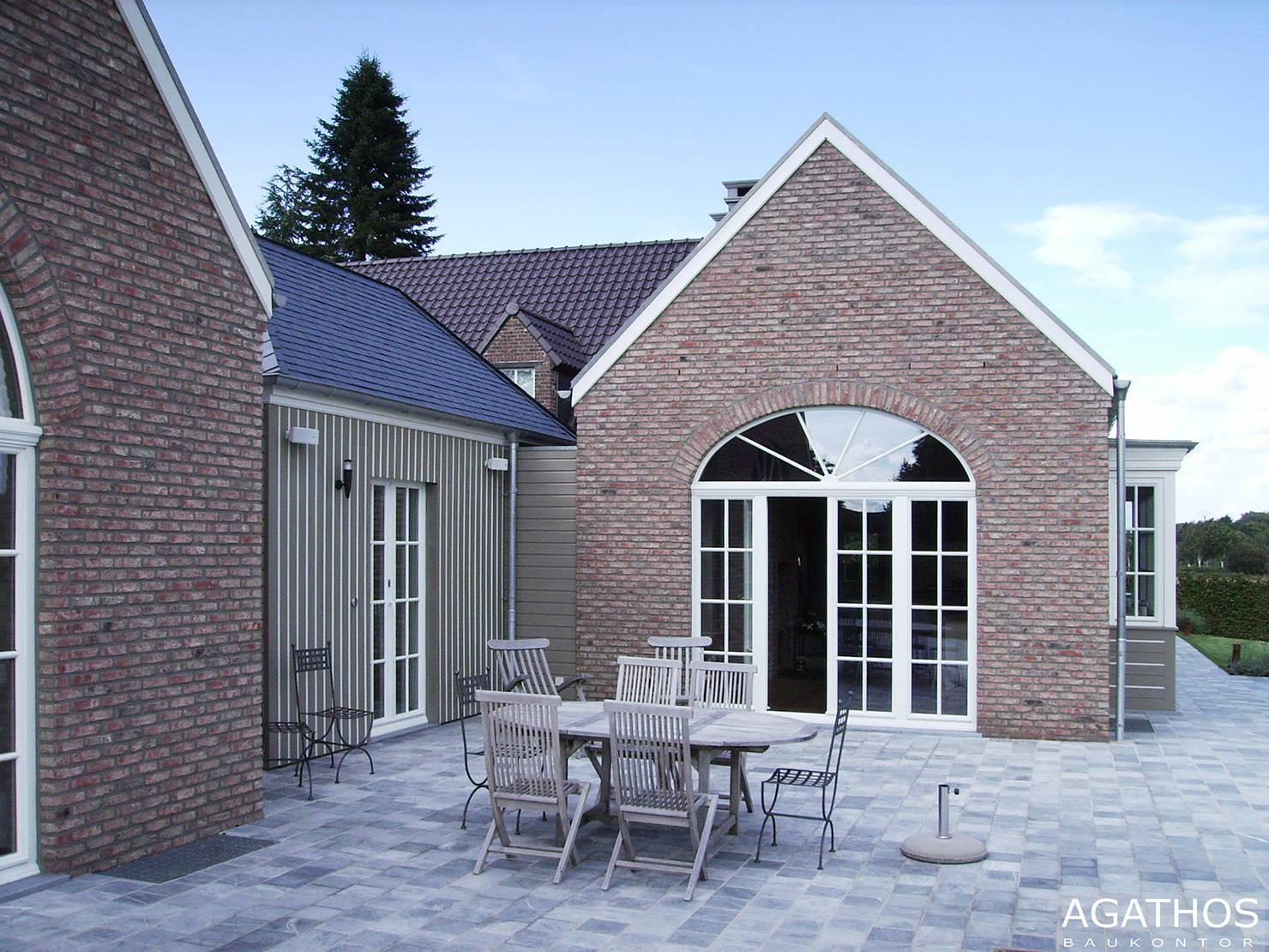 Wunderschönes Landhaus im flämischen Stil