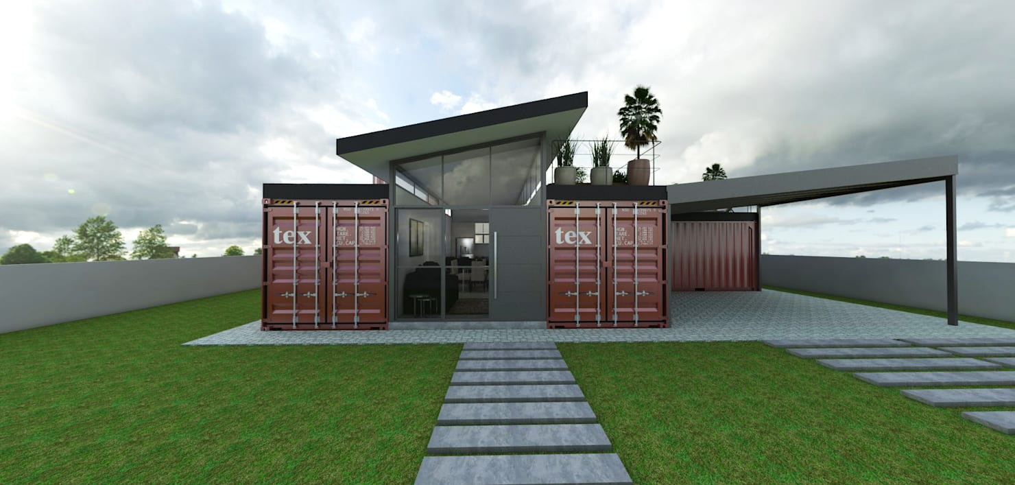 Things you must consider when designing a container house