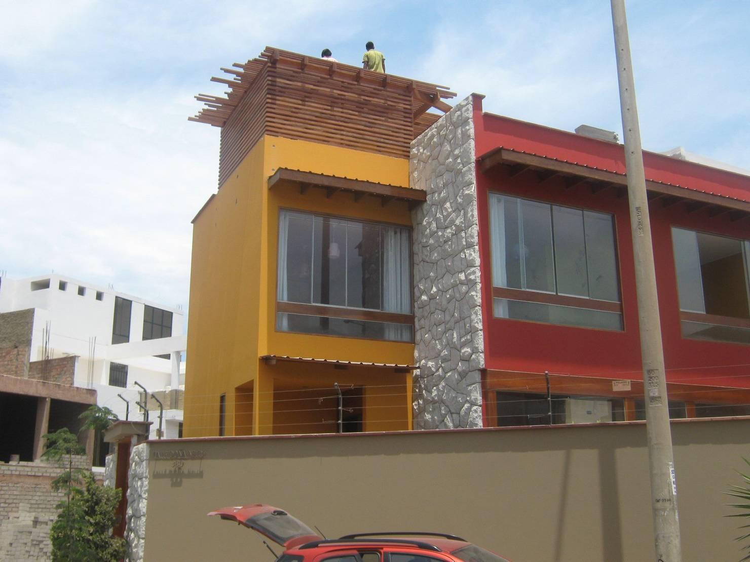 Modelos de casas pequeñas peruanas