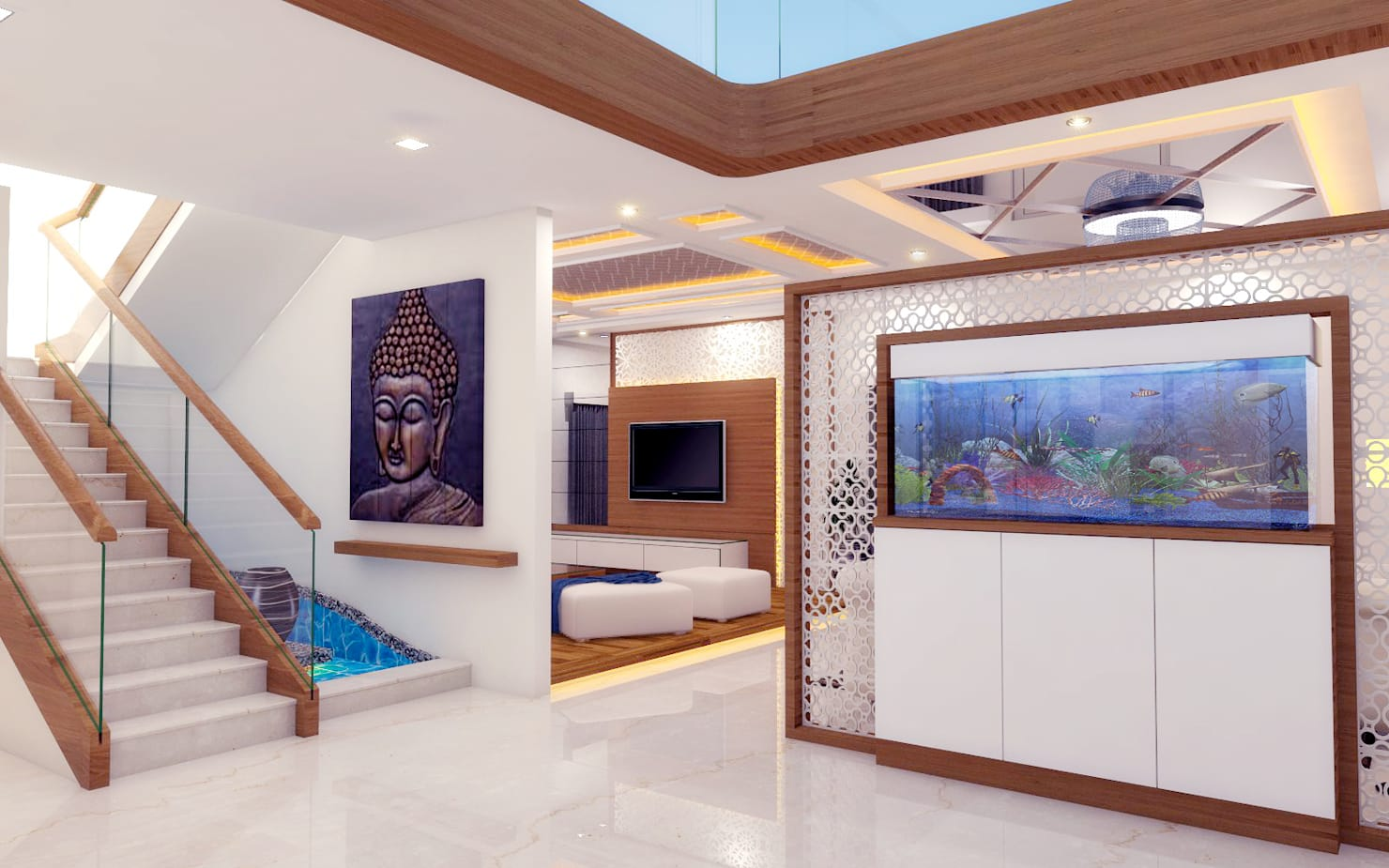 Construction and architectural designs by interior decorators in Hyderabad