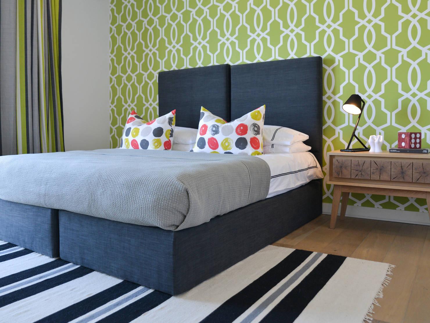Bedroom by Studio Mitchell