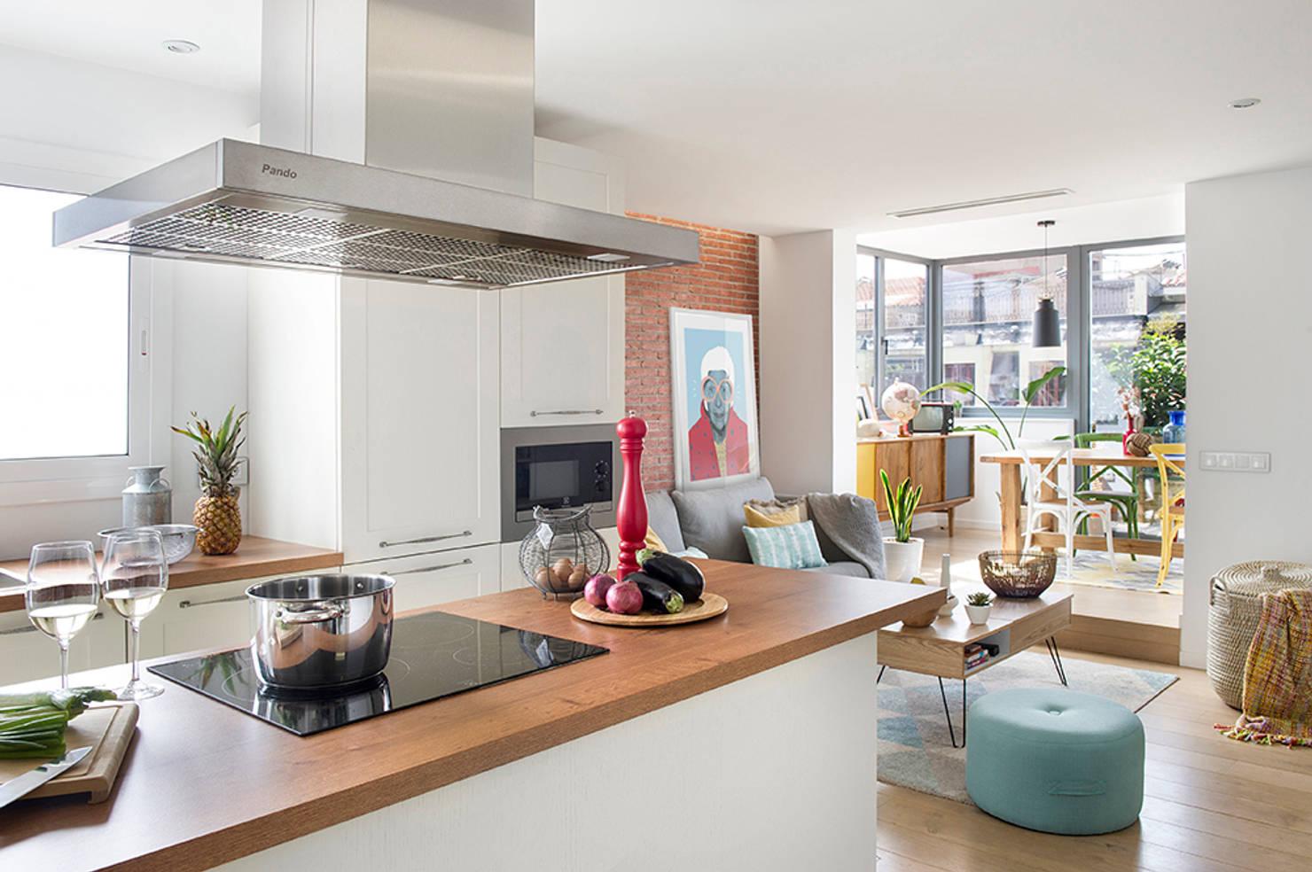 Una casa familiar de 86 m² ¡muy moderna!