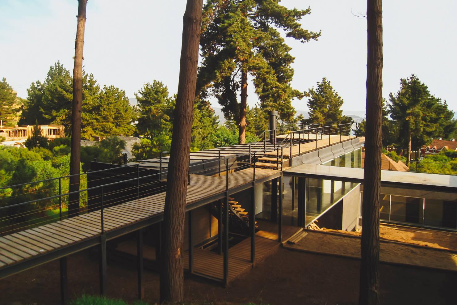 Arquitectura y diseño de casas exclusivas en Santiago de Chile