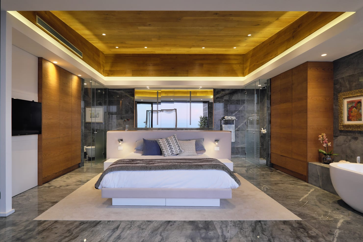 Bedroom by KMMA