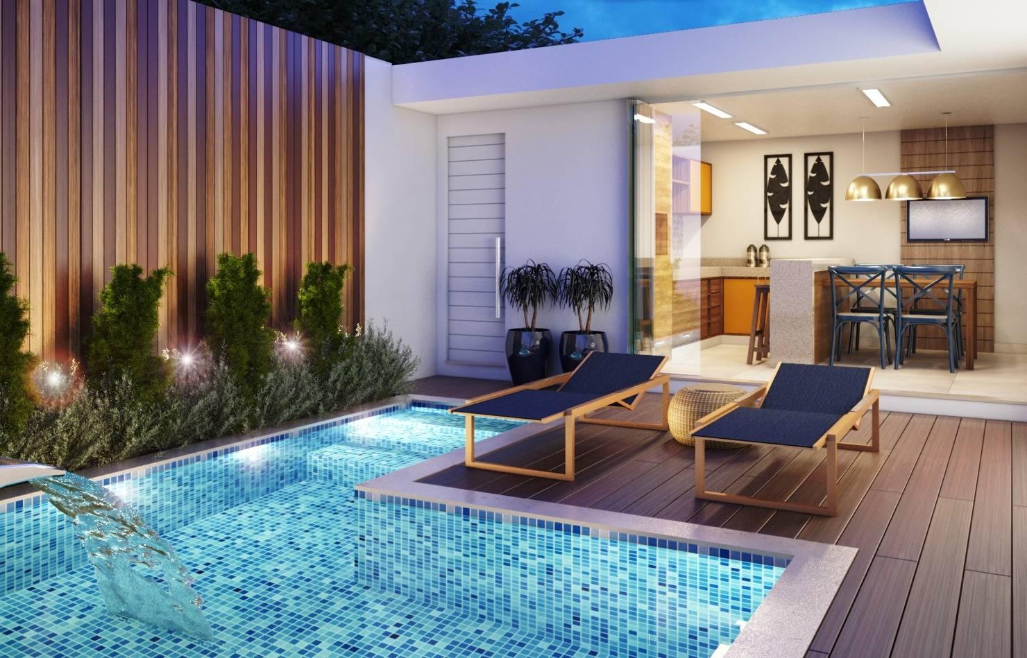 Moderna por fora, elegante por dentro: esta casa em Minas Gerais é perfeita!