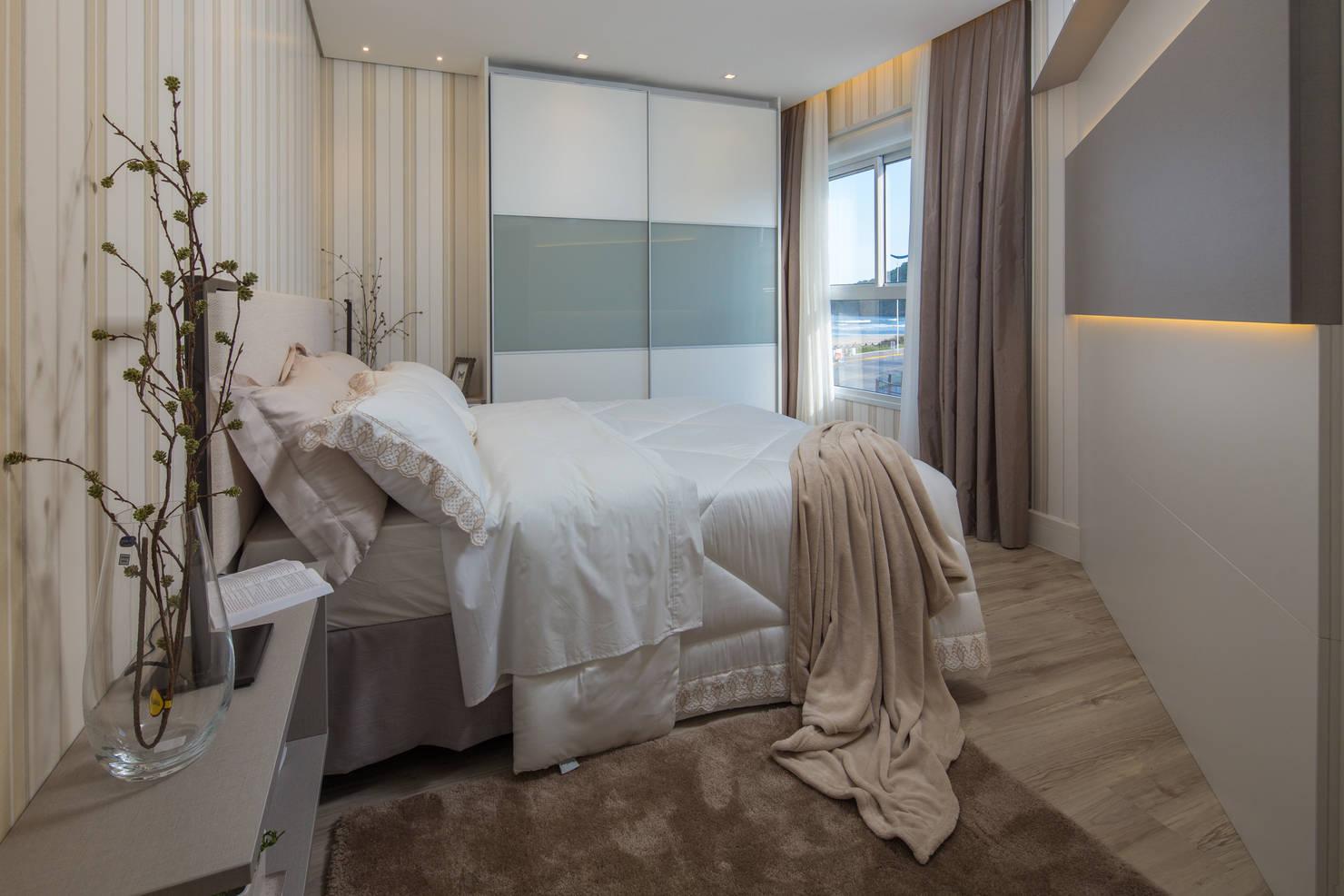 8 quartos de casal incríveis que vão te fazer flutuar