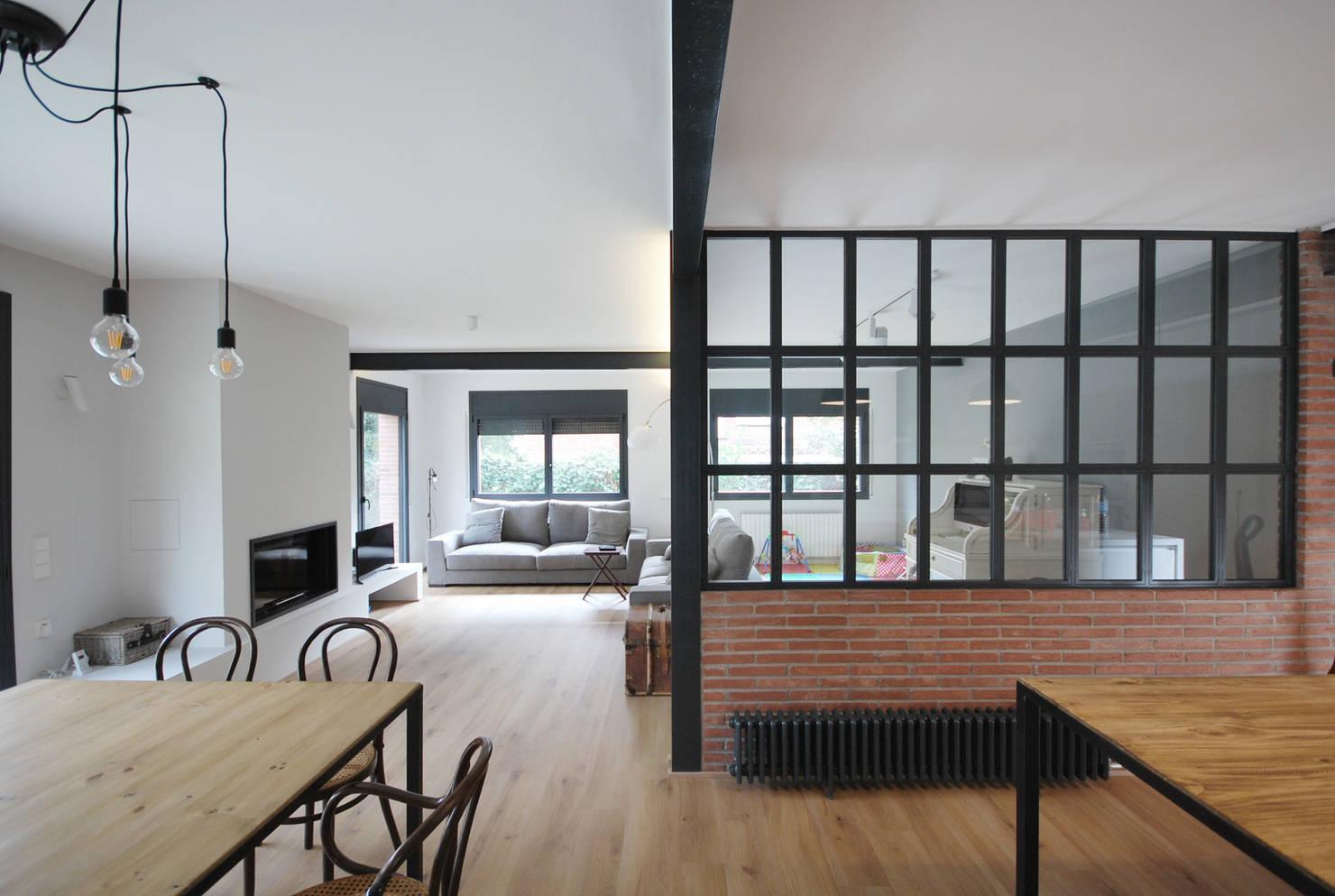 La reforma de una casa en Barcelona