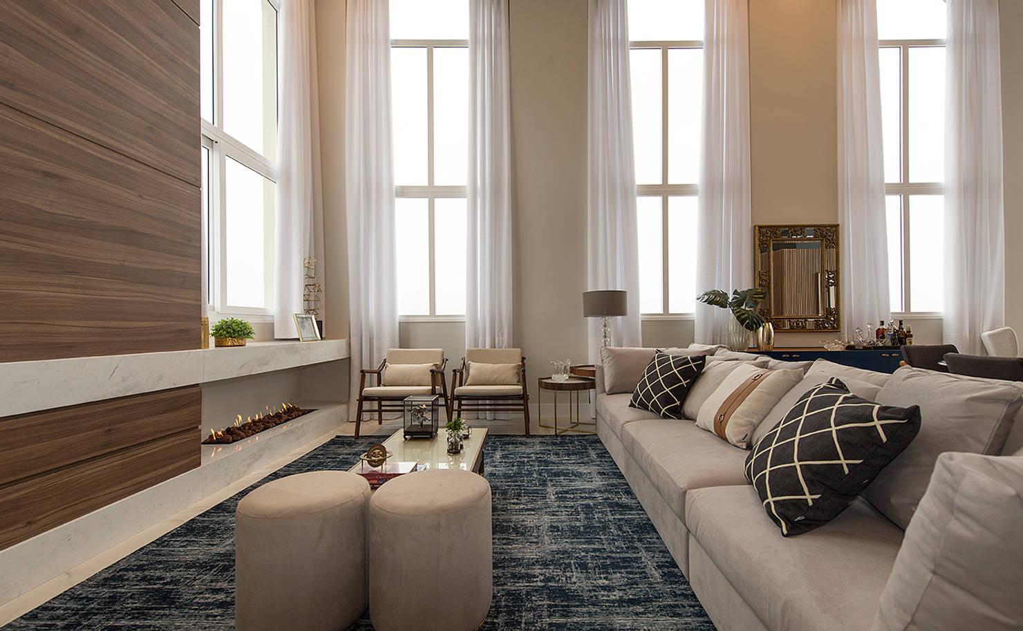 13 salas de estar projetadas por arquitetos em Florianópolis