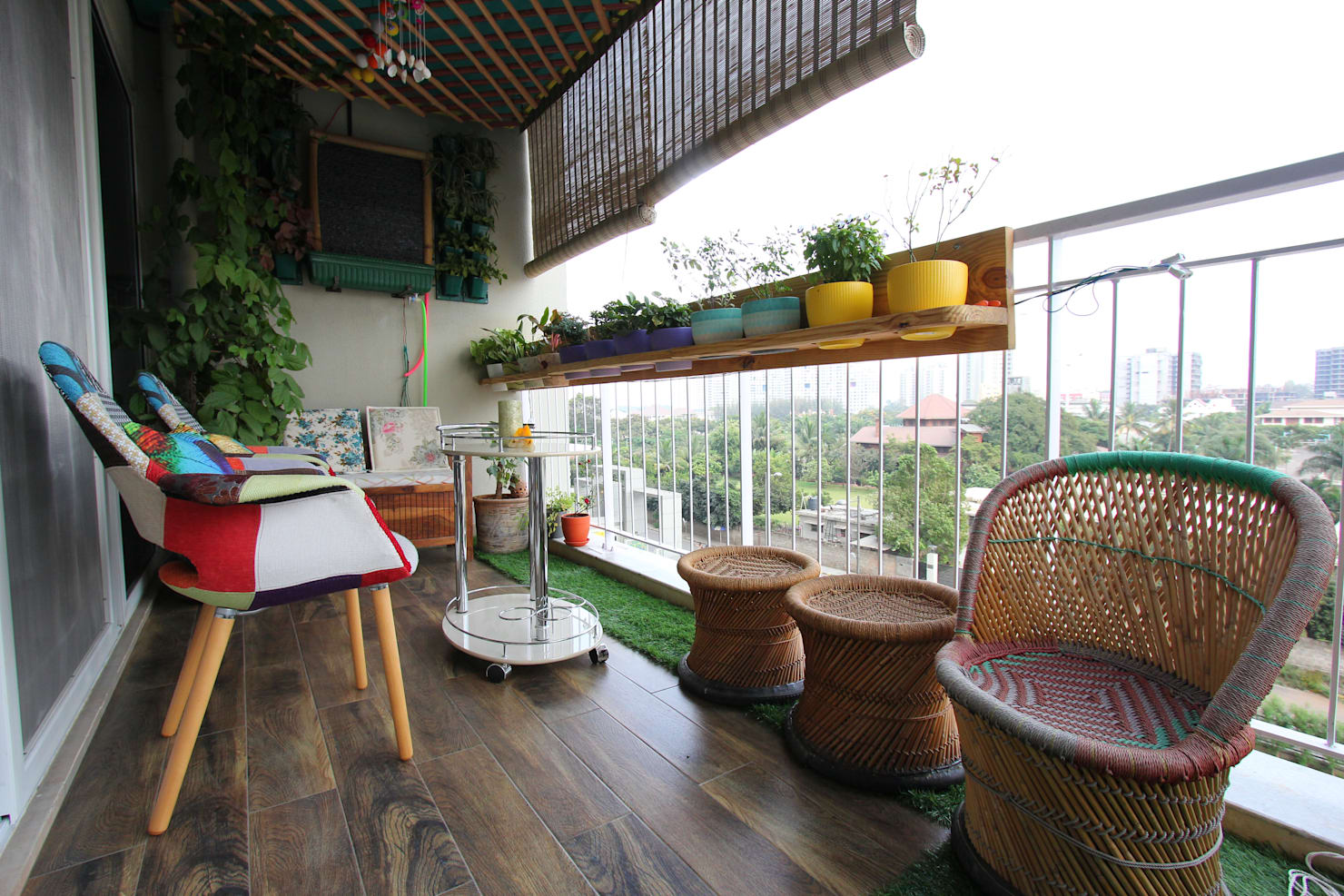 11 grill designs for the balcony and terrace